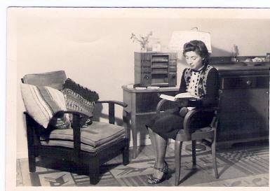 Maria Alice Ott, Hubert's second wife