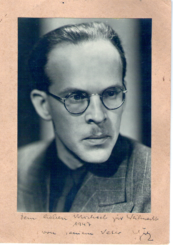 Ing. Meingast in 1947