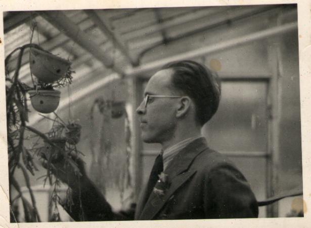 Ing. Meingast in 1944
